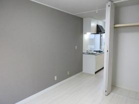 パール上野毛 202号室の居室