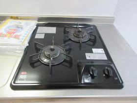 パール上野毛 202号室の設備
