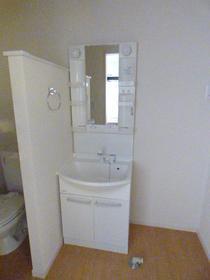 リビオン 203号室の洗面所