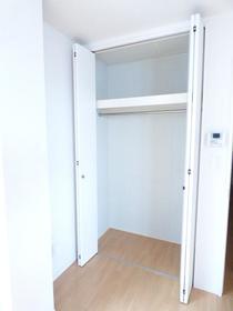リビオン 203号室の収納