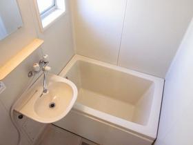 パークサイド駒沢A 202号室の風呂