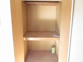 パークサイド駒沢A 202号室の収納