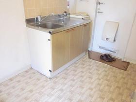 パークサイド駒沢A 202号室のキッチン