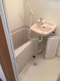 田園調布リーウェイ 202号室の風呂