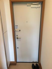 田園調布リーウェイ 202号室の玄関