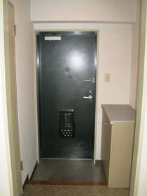 ウエスチングハウスⅢ 103号室の玄関