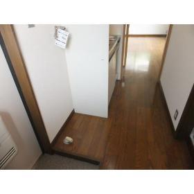 Studio Fujita 0201号室の玄関
