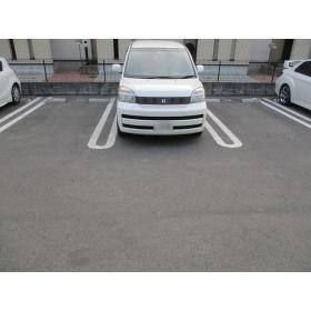 ハーベスト パレスⅡ Aの駐車場