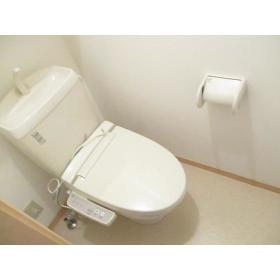 ハーベスト パレスⅡ Aのトイレ