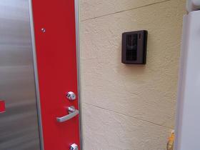 ユナイト川崎サン・イグナシオ 103号室のエントランス