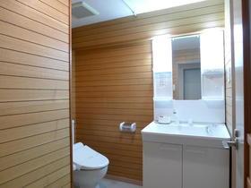 ヴィラ目黒本町 203号室の洗面所
