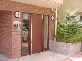 グランヴァン武蔵小山Ⅱ 504号室の玄関