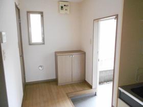 アーバンテラス 105号室のキッチン