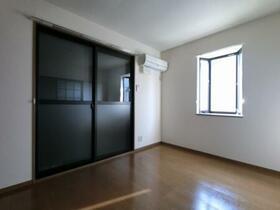ネオ・アヴァンセ五代 弐番館 202号室のベッドルーム