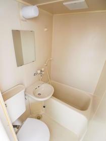 メゾンイケダ 202号室のトイレ