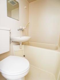 メゾンイケダ 202号室の風呂