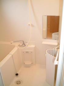 ハーヴェスト 401号室の風呂