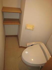 パッサージュ中目黒 202号室のトイレ