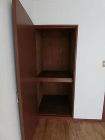 フラット14 501号室の収納