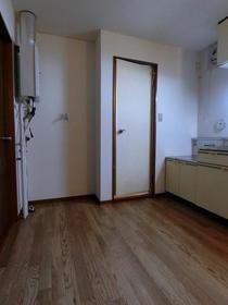 フラット14 501号室の居室
