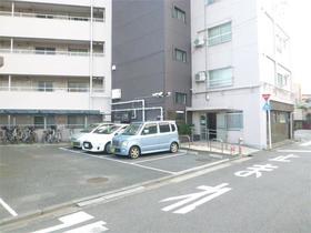 横浜スカイマンション 304号室のキッチン