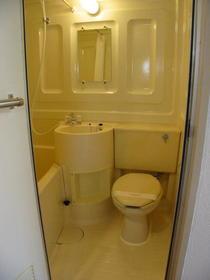 コーポアイ 2-C号室の風呂