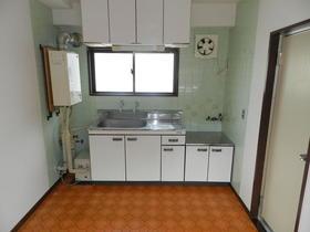 ジョイフル栄光 701号室のキッチン