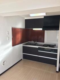 ライオンズマンション浦和 311号室のキッチン