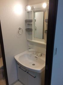 ライオンズマンション浦和 311号室の洗面所