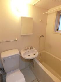 レジデンス駒沢 103号室の風呂