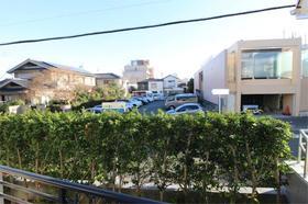 レジデンス駒沢 103号室の景色