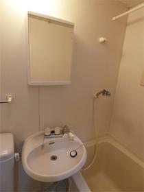 レジデンス駒沢 103号室の洗面所