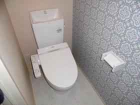 サンパレス宮前 102号室のトイレ
