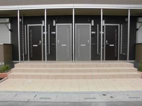 サンパレス宮前 102号室のエントランス