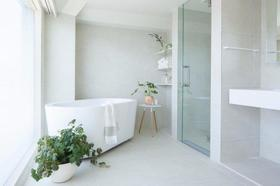 TYMコート 402号室の風呂