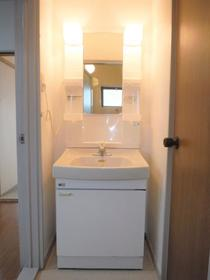 第一コーポタナカ 205号室の洗面所
