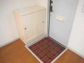第一コーポタナカ 205号室の玄関