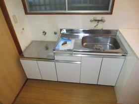アイムホーム 101号室のキッチン