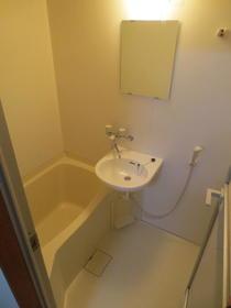 アイムホーム 101号室の風呂