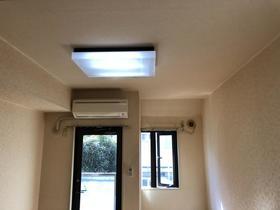 風間マンション 203号室の設備