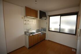 セジュール箕郷A棟 0202号室のキッチン