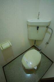 セジュール箕郷A棟 0202号室のトイレ
