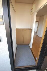 セジュール箕郷A棟 0202号室の玄関