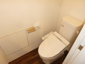 LEGALAND NISHIKOYAMA 101号室のトイレ