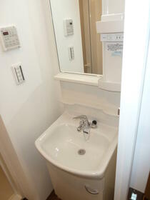 LEGALAND NISHIKOYAMA 101号室の洗面所