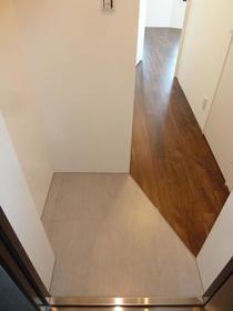 LEGALAND NISHIKOYAMA 501号室の玄関