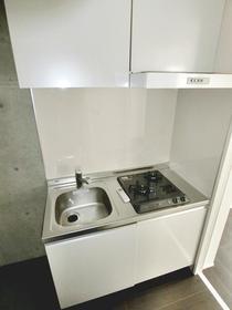 レヴァンテ都立大学 302号室のキッチン