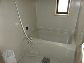 サンビレッジナガシマ B棟 201号室の風呂