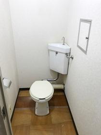 とよはるサンハイツB棟 503号室のトイレ