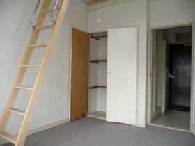 メゾンさくら 0202号室のベッドルーム